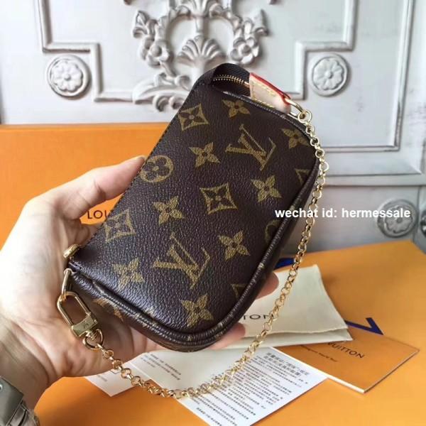 Louis Vuitton M58009 Mini Pochette Accessoires Monogram a600c29a450