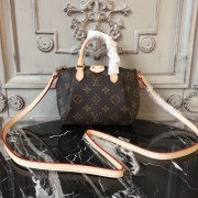Louis Vuitton M61253 Monogram Canvas Turenne Nano Bag