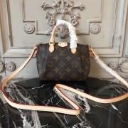 Louis Vuitton M61253 Monogram Canvas Turenne Nano Bag