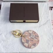 Louis Vuitton M61943 Illustre New Tahitienne Rose Ballerine Bag Charm & Key Hold