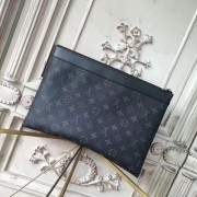 Louis Vuitton M62291 Pochette Apollo Monogram Eclipse Canvas