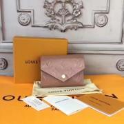 Louis Vuitton M62427 Victorine Wallet Monogram Vernis Leather