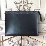 Louis Vuitton M67736 Pochette Voyage MM Monogram Eclipse Epi