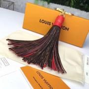 Louis Vuitton M78616 Tassel Bag Charm Red