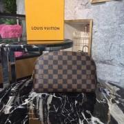 Louis Vuitton N23345 Cosmetic Case GM Damier Ebene