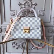 Louis Vuitton N41581 Croisette Damier Azur Canvas