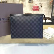 Louis Vuitton N41696 Pochette Voyage MM Damier Graphite canvas
