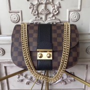 Louis Vuitton N64419 Wight Damier Ebene Noir