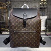 Louis Vuitton M40637 Palk Monogram Macassar Canvas