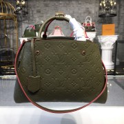Louis Vuitton M43660 MONTAIGNE MM Kaki Fango