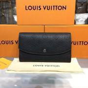 Louis Vuitton M60143 Iris Wallet Mahina Noir