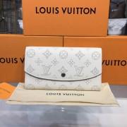 Louis Vuitton M60177 Iris Wallet Mahina Ivory