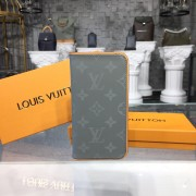 Louis Vuitton M63241 iPhone X & XS Folio Monogram Titanium