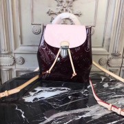 Louis Vuitton M96053 Hot Springs Backpack Monogram Vernis Leather