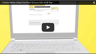 Transfer Money Using Your Bank Account With WU® Pay
