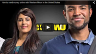 How to send money online with Western Union in the United States